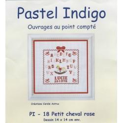 Petit Cheval Rose