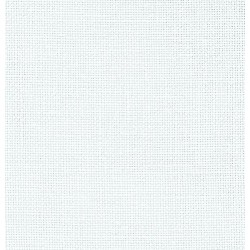 Toile Zweigart Cashel Blanc (coloris 100) 11.2 fils