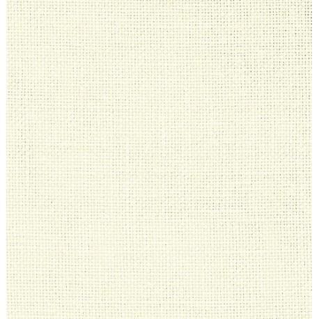Toile Zweigart Cashel Ivoire (coloris 101) 11.2 fils