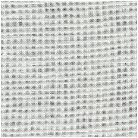 Toile Zweigart Dalarna Blanc (coloris 100) 15 fils