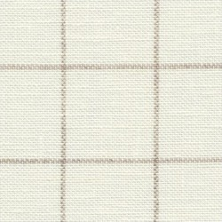 Toile Zweigart Belfast Carré (coloris 1259) 12.6 fils