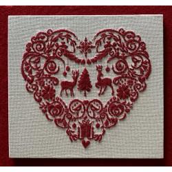 Coeur de Noël (fiche)