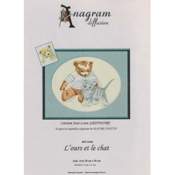 L'ours et le chat (kit)
