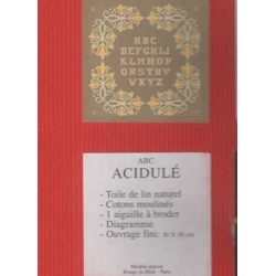 ABC ACIDULE (kit)