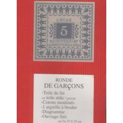 RONDE DE GARCONS (kit)