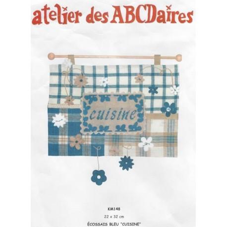 ECOSSAIS CUISINE BLEU (kit)