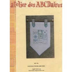 FLOCONS D'HIVER (kit)
