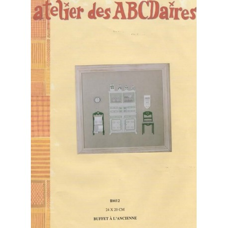 BUFFET A L'ANCIENNE (kit)