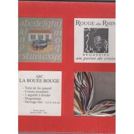 ABC LA BOUEE ROUGE (kit)