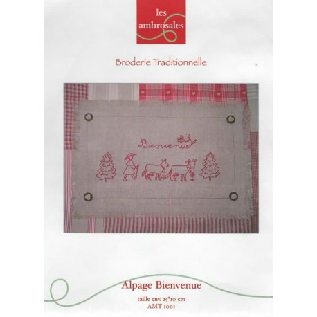 Alpage Bienvenue (kit)