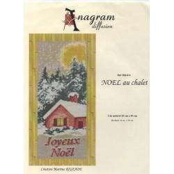 NOEL au chalet (kit)