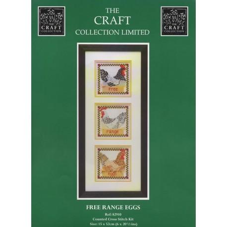 Free Range Eggs (kit)