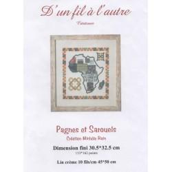 Pagnes et Sarouels (kit)