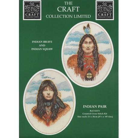 Indian Pair (kit)