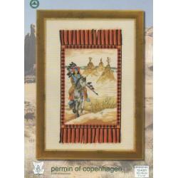 Indien à cheval (kit)