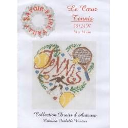 Coeur Tennis (kit)