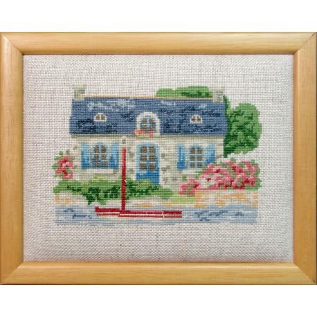 Maison bretonne (Fiche)