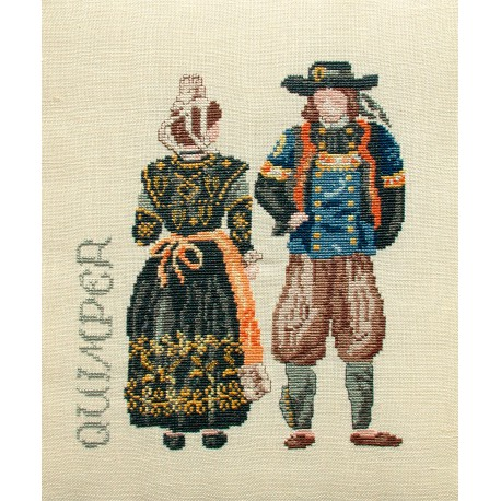 Costume Quimper (Kit)