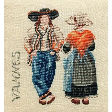 Costume Vannes (Kit)