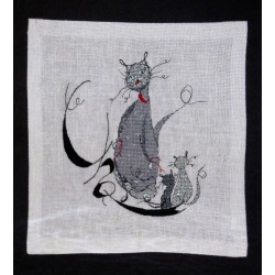 Le chat 2 (Fiche)