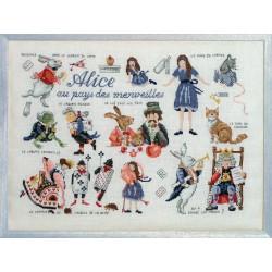 Alice au pays des merveilles (Kit)