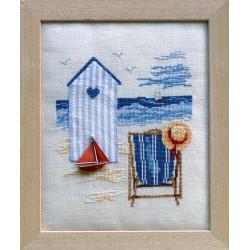 Cabine de plage (Kit)