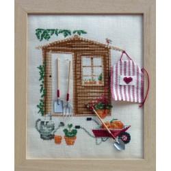 Cabine de jardin (Kit)