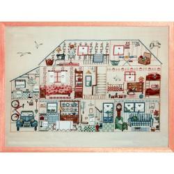 Maison de poupée (Kit)