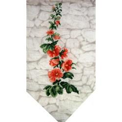 Rose trémière (Fiche)
