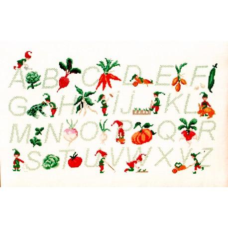 ABC Lutins légumes (Kit)
