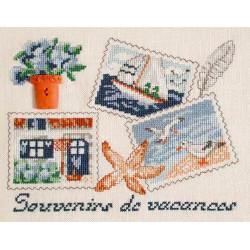 Souvenirs de vacances (Kit)