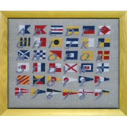 Pavillons marins (Kit)