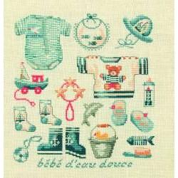Bébé d'eau douce (Kit)
