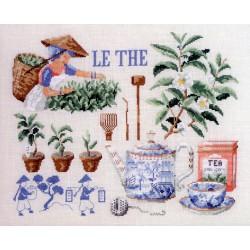 Le thé (Fiche)