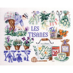 Les tisanes (Kit)