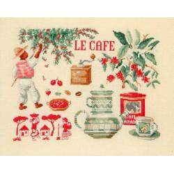 Le café (Fiche)