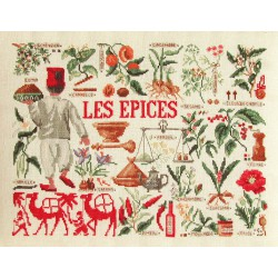 Les épices (Kit)