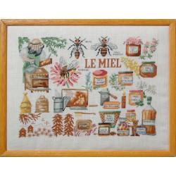 Le miel (Kit)