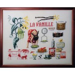 La vanille (Fiche)