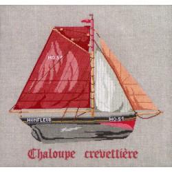 Chaloupe crevettière (Kit)