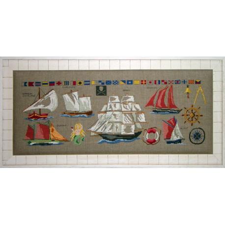 Vieux bateaux (Kit)