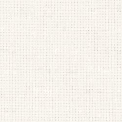 Toile Zweigart Stern-Aïda Ivoire (coloris 101) 5.4 pts