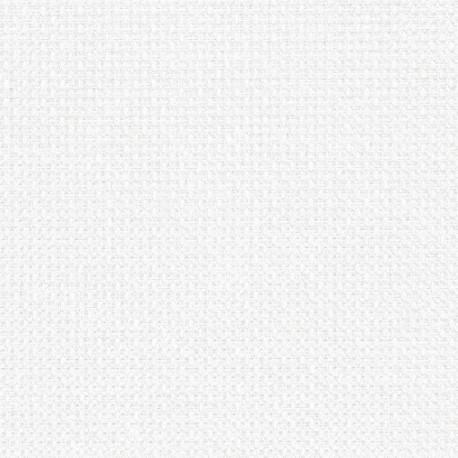 Toile Zweigart Fein-Aïda Blanc (coloris 100) 7 pts