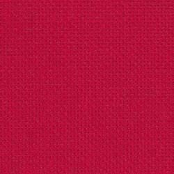 Toile Zweigart Fein-Aïda Rouge (coloris 954) 7 pts