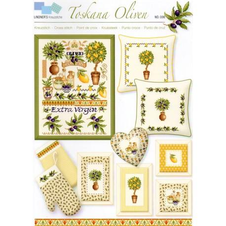 Olives (Toskana Oliven)