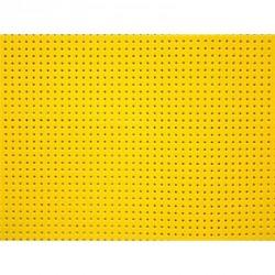 Vinyle Laqué Perforé - Yellow