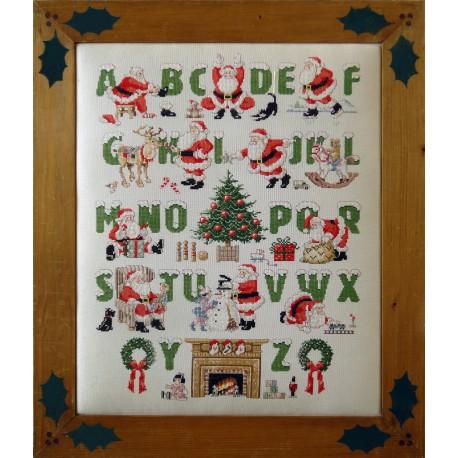 ABC Père Noel (Fiche)