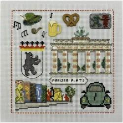WILLKOMMEN IN BERLIN (kit)