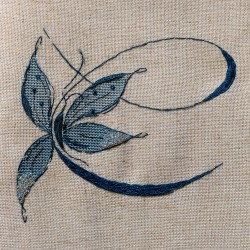 Lettre Papillon C (Fiche)