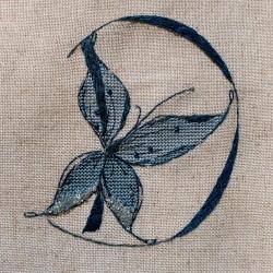 Lettre Papillon D (Fiche)